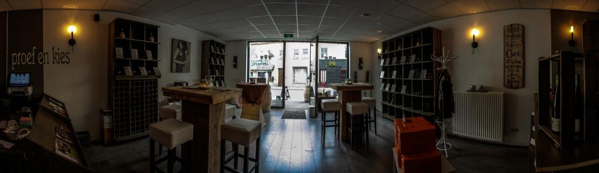 Vino Vidi Vici - wijnhandel, wijnbar en wijnproeverij